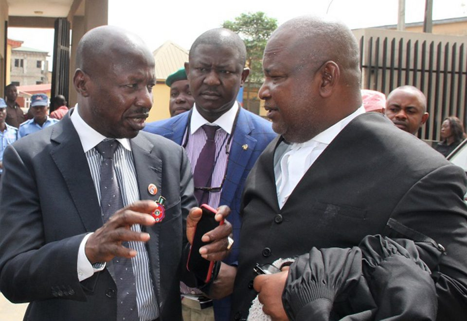 EFCC probe: Salami panel bars Magu's new lawyers from sitting - The  Business Intelligence